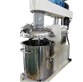 液压升降同心双轴搅拌机