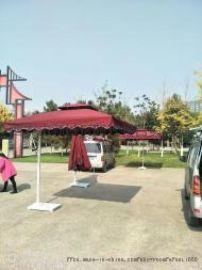 西安广告帐篷印字批发 四角伞围布