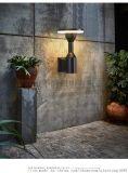跨境供貨戶外壁燈防水蘑菇款簡約感應防水壁燈