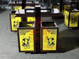 江苏三邦厂家直销垃圾箱、垃圾分类亭