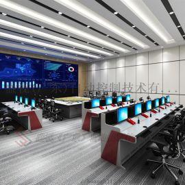 长沙专业生产 监控操作台 值班监控台报价参数