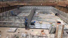 郑州SYSW大模块地埋式消防箱泵一体化