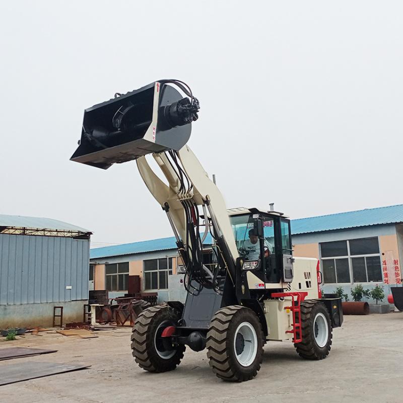 一立方混凝土多功能裝載機攪拌鬥 葉片式 生產廠家
