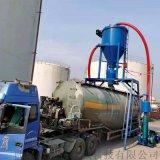 气力输送机 化工干粉装罐车负压吸料机 粉煤灰装车机
