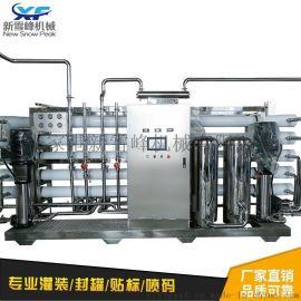 大型RO反渗透水处理设备系统 工业水处理系统