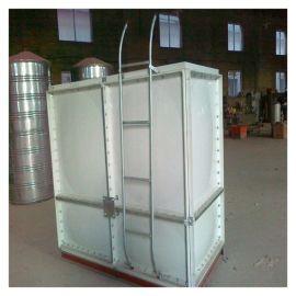安陆玻璃钢整体方形水箱 承压水箱