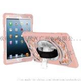 适用苹果iPad9.7炫花硅胶保护套