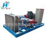 供暖電廠加熱器高壓清洗機 1200公斤高壓水槍