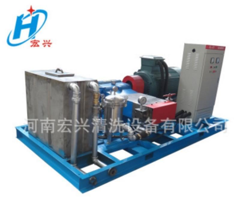 供暖電廠加熱器高壓清洗機 1200公斤高壓水