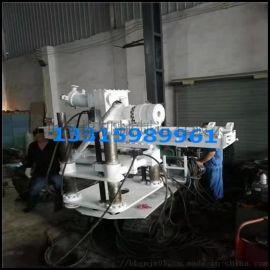 ZDY750L履带式坑道钻机-煤矿全液压坑道钻机