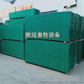 养猪设备现货厂家新型全复合双钢筋漏粪板承重好耐腐蚀