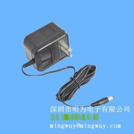 厂家直销12VDC线性电源 12V1A电源适配器