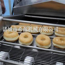 2020新型自动翻转甜甜圈油炸机 5000个/h
