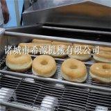 2020新型自動翻轉甜甜圈油炸機 5000個/h