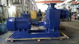 不锈钢ZW自吸式排污泵 工业污水化工自吸泵