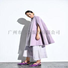 杭州【三彩】新款三荟品牌女装尾货折扣广州三荟服饰