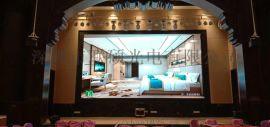 大厅装一块彩色P1.667LED显示屏需要多少钱?