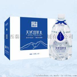 桶装秦巴山天然沏茶水 金顶泉3.6L*2桶