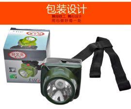 LED应急防水太阳能头灯怎么样15-20元模式地摊庙会赶集产品