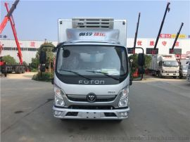 福田奧鈴速運冷藏車-18方冷藏車