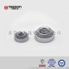 标准PEM不锈钢压铆螺母