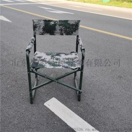 部队折叠作业椅野战作训椅便携折叠作业椅户外钓鱼椅