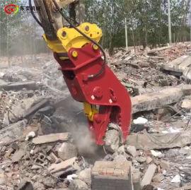 建筑混凝土破碎钳   工程大钢牙液压钳