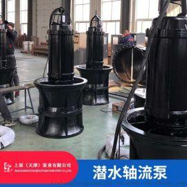 广东立式安装1200qz-280kw潜水轴流泵报价