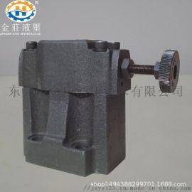 液压配件电磁溢流阀SBSG-03可调调压阀