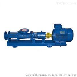 上海供应G型防爆单螺杆泵污泥提升泵