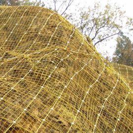 边坡防护网,主动防护网,菱形防护网