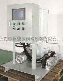 矿山机械智能油脂集中润滑系统