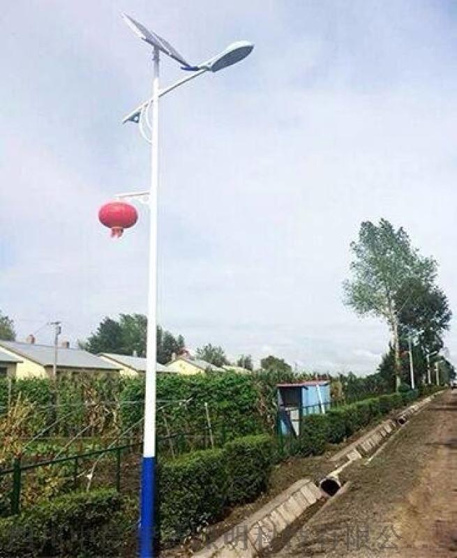 陕西西安太阳能灯 LED道路灯 厂家供应