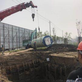 地埋污水处理一体化预制泵站数据