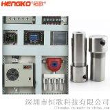 气体样品预处理系统高温过滤器_耐腐蚀不锈钢过滤器