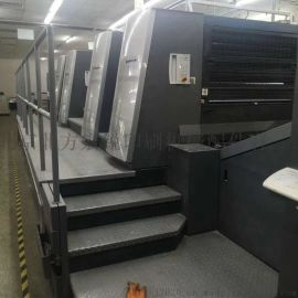 出售二手海德堡MO四开四色印刷机
