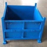 半開門固定式金屬物料鐵箱
