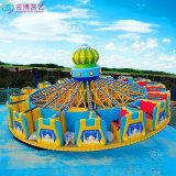 湖南兒童大型遊樂設備企業 B級機械遊藝設施風火輪
