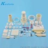 氧化铝陶瓷片 氧化铝陶瓷结构件开槽打孔 非标件厂家