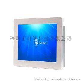 平板电脑/无风扇嵌入式工业平板电脑/触摸屏调度台