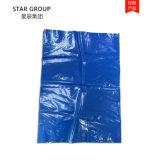 蓝色PE防静电塑料袋 PE平口袋 电子产品包装袋