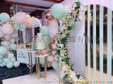 清远店内生日派对布置小熊气球各种主题派对定制策划