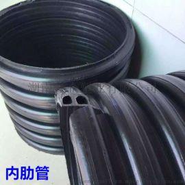 湖南内肋管增强缠绕管聚乙烯管分析波纹管
