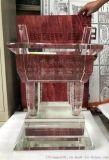 国庆奖杯定制 西安水晶内雕纪念品 教师节奖杯