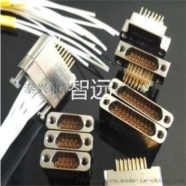J30J系列矩形电连接器