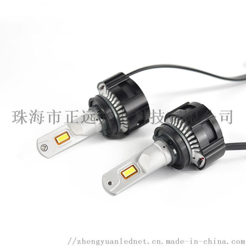 大功率52W汽车LED大灯