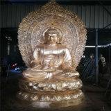 三寶佛廠家,溫州昌東銅佛像雕塑工藝廠