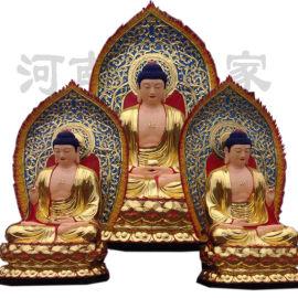 香樟木佛像 释迦牟尼佛祖 大至如来佛像厂