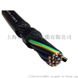 美標橡膠軟電纜SJOOW