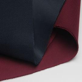 三明治网布 环保网眼布空气夹层弹力运动鞋材箱包面料